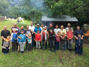 Biwak Ojców i Synów – 4-6 września 2020 r. Marianówka